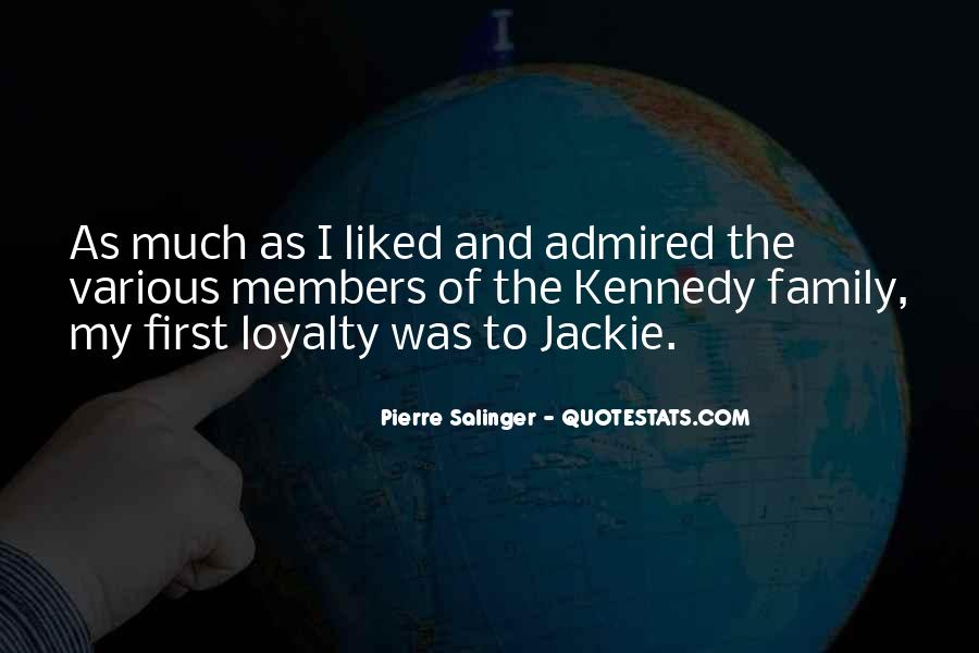 Pierre Salinger Quotes #279718