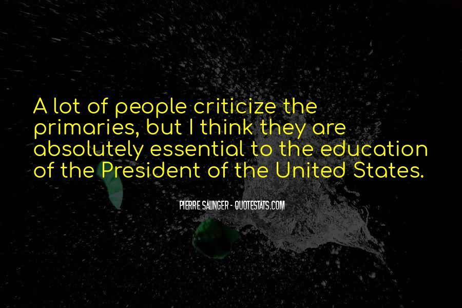 Pierre Salinger Quotes #287191