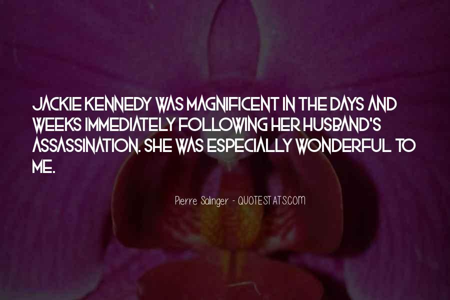 Pierre Salinger Quotes #301778
