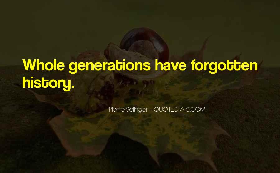 Pierre Salinger Quotes #327409