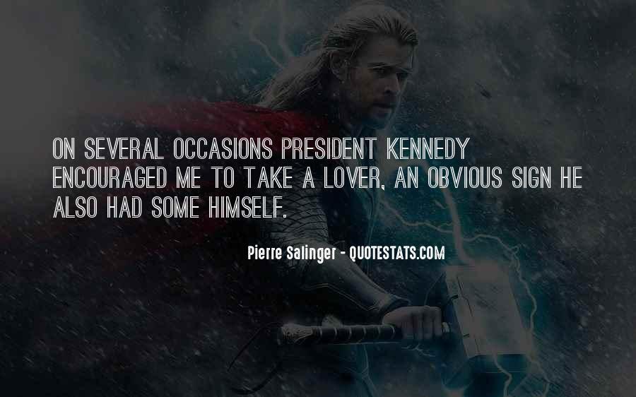 Pierre Salinger Quotes #413544