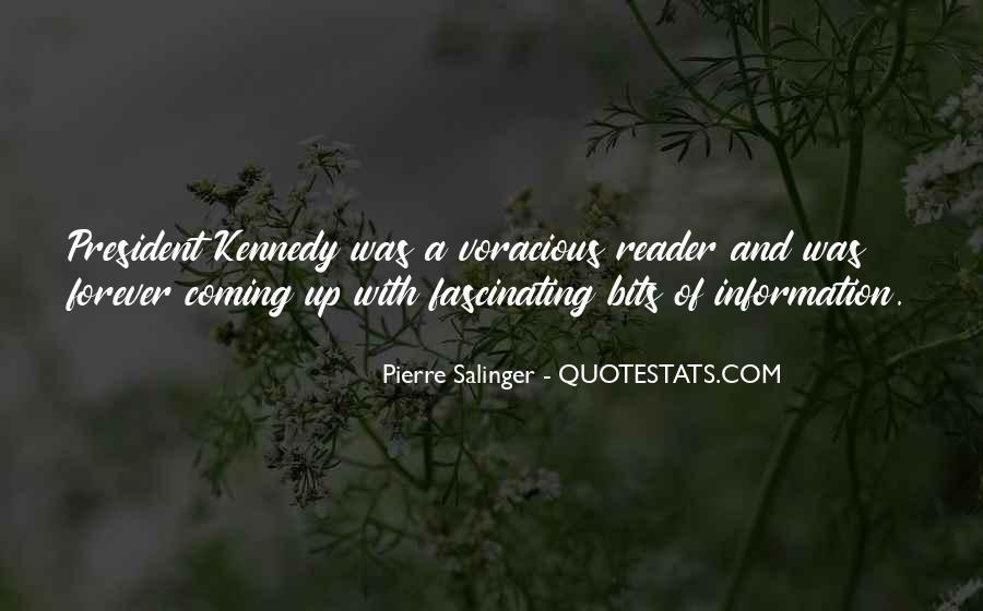 Pierre Salinger Quotes #592724