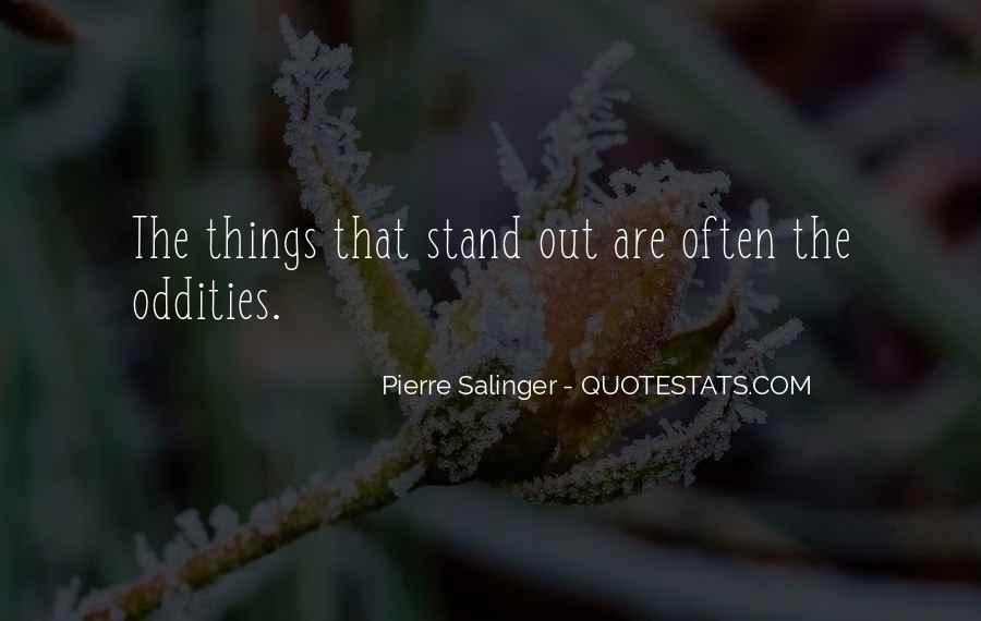 Pierre Salinger Quotes #682562