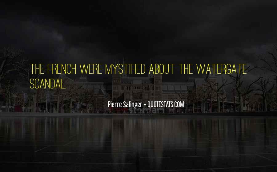 Pierre Salinger Quotes #972009