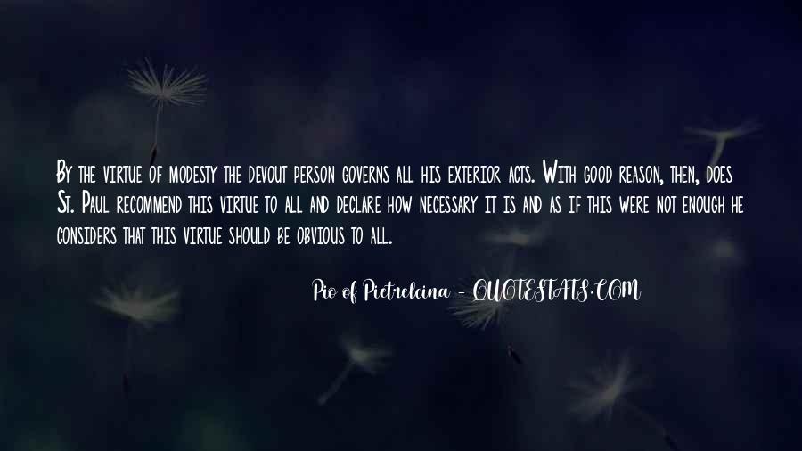 Pio Of Pietrelcina Quotes #1053014