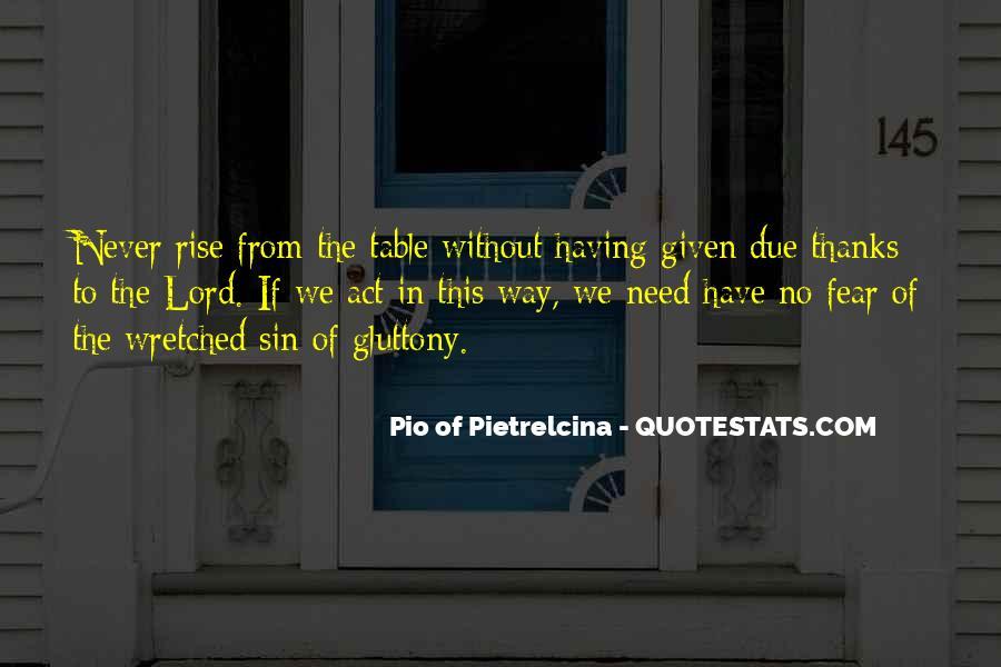 Pio Of Pietrelcina Quotes #1085147