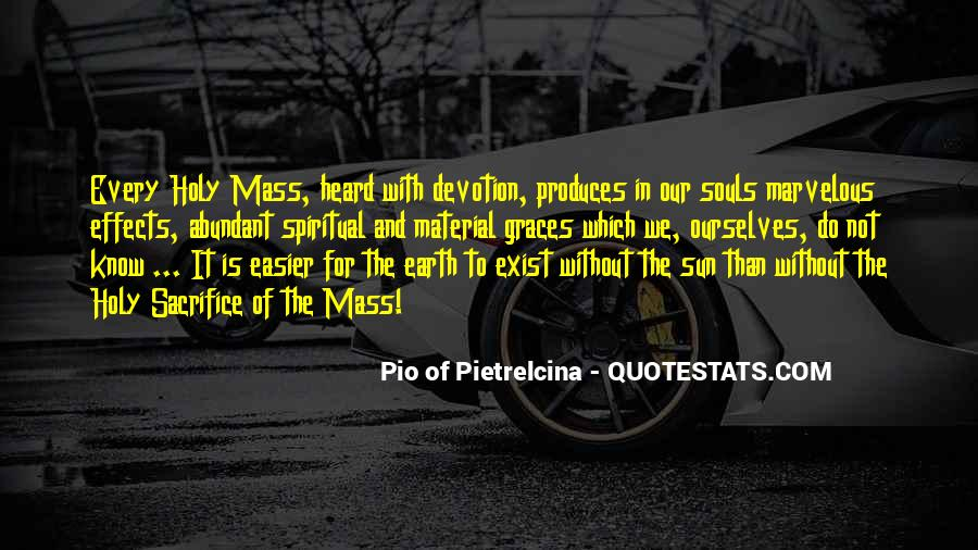 Pio Of Pietrelcina Quotes #1107441