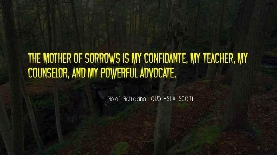 Pio Of Pietrelcina Quotes #1130545