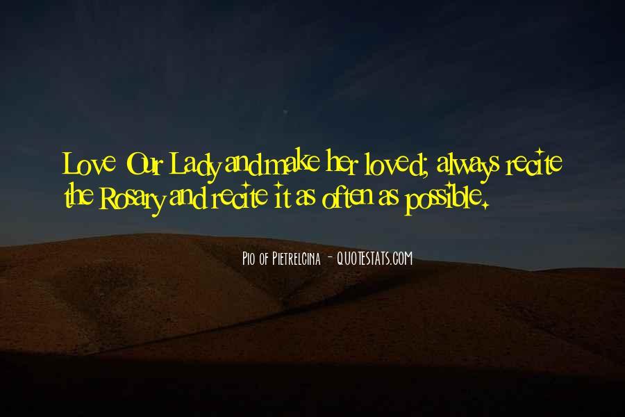 Pio Of Pietrelcina Quotes #1218099