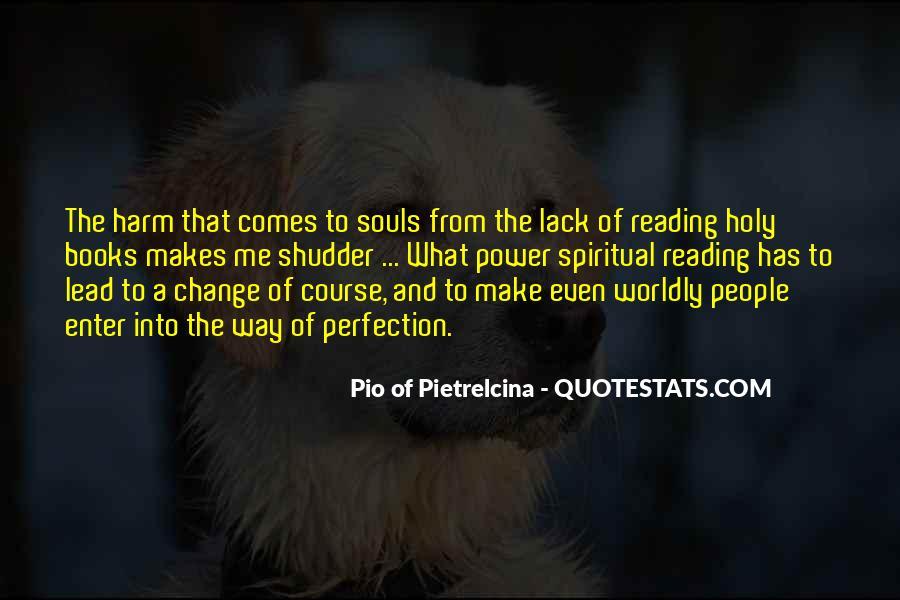 Pio Of Pietrelcina Quotes #1368171