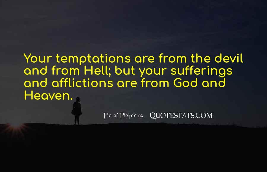 Pio Of Pietrelcina Quotes #1369435