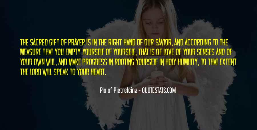 Pio Of Pietrelcina Quotes #1418569