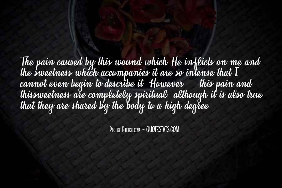 Pio Of Pietrelcina Quotes #1519824