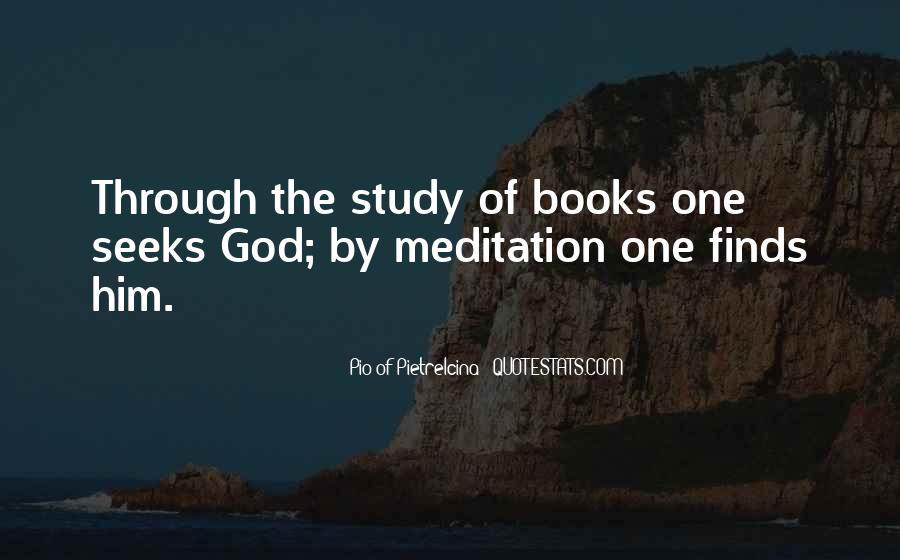 Pio Of Pietrelcina Quotes #1697144