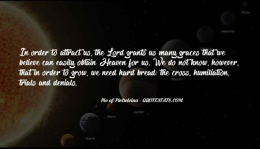 Pio Of Pietrelcina Quotes #1715388