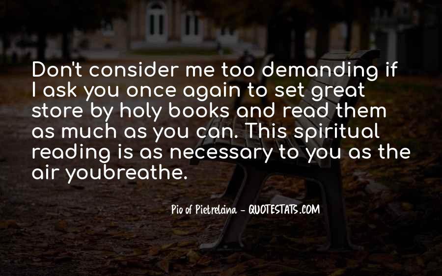 Pio Of Pietrelcina Quotes #1759664