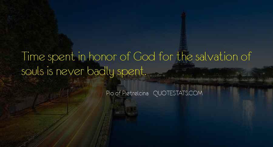 Pio Of Pietrelcina Quotes #203915