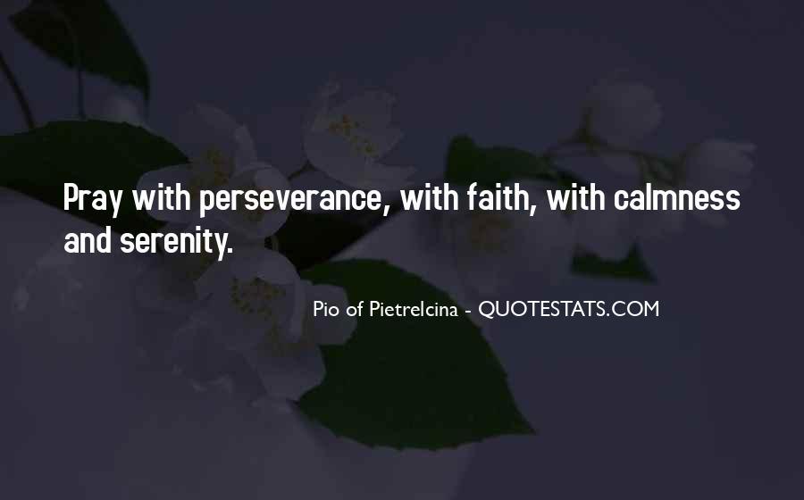 Pio Of Pietrelcina Quotes #360374