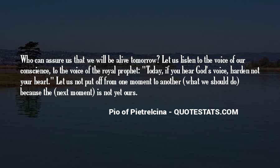 Pio Of Pietrelcina Quotes #388984
