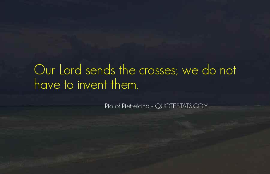 Pio Of Pietrelcina Quotes #448141