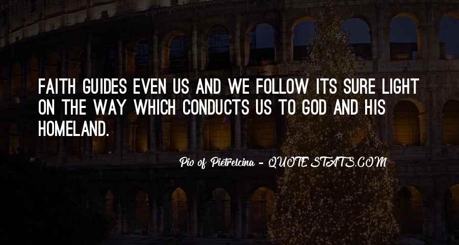 Pio Of Pietrelcina Quotes #549984
