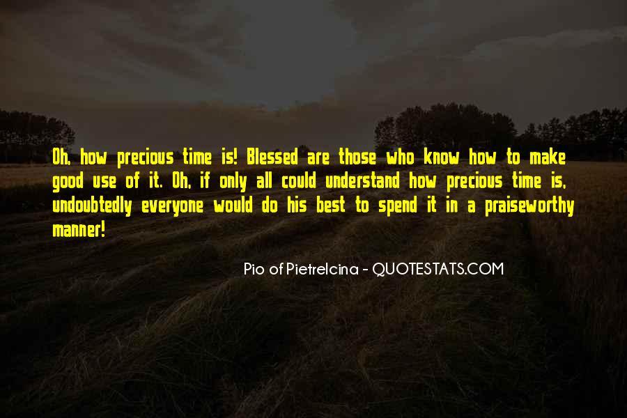 Pio Of Pietrelcina Quotes #556983