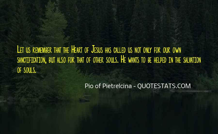 Pio Of Pietrelcina Quotes #598211