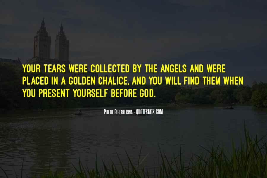 Pio Of Pietrelcina Quotes #707183
