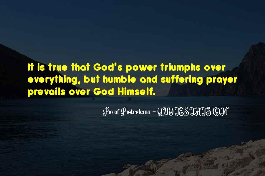 Pio Of Pietrelcina Quotes #751665
