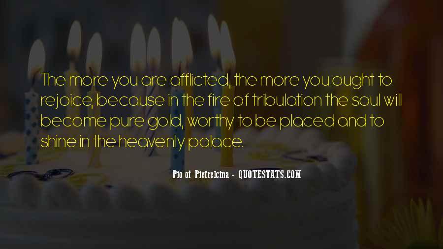 Pio Of Pietrelcina Quotes #784093