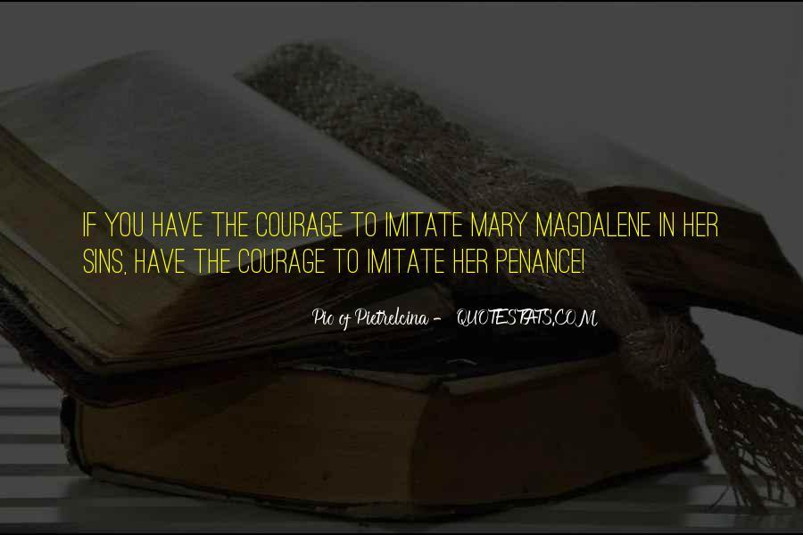 Pio Of Pietrelcina Quotes #845979