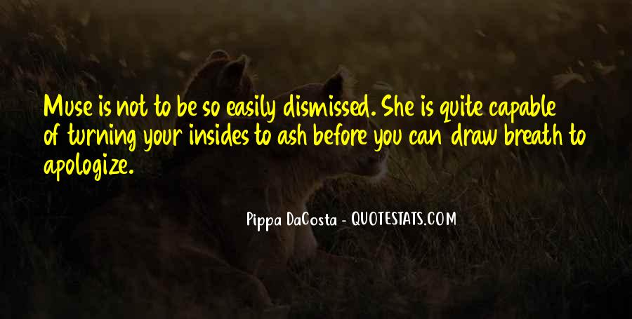 Pippa DaCosta Quotes #1244462