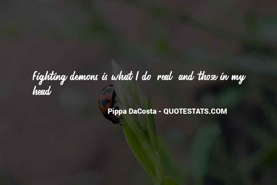 Pippa DaCosta Quotes #303613