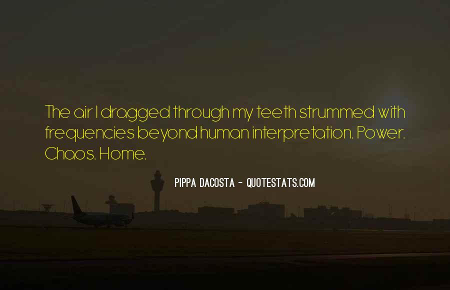 Pippa DaCosta Quotes #615140