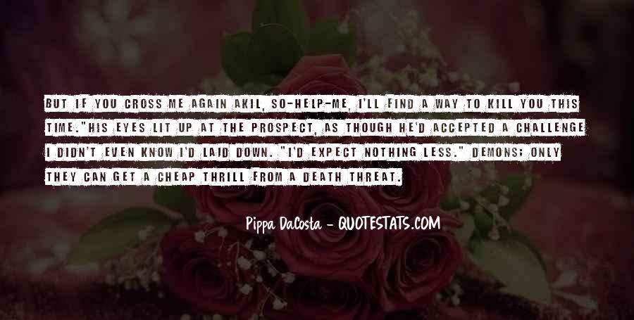 Pippa DaCosta Quotes #675009