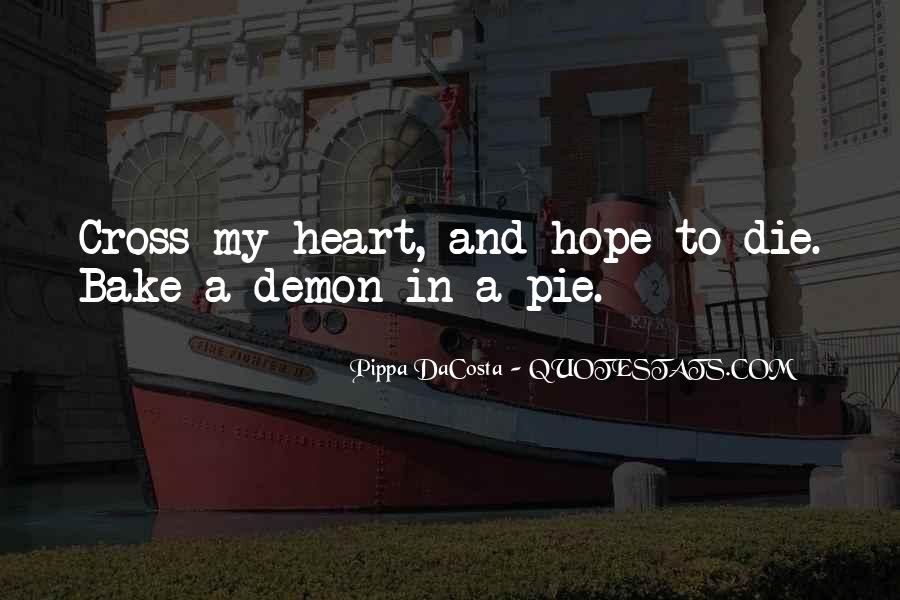 Pippa DaCosta Quotes #820501