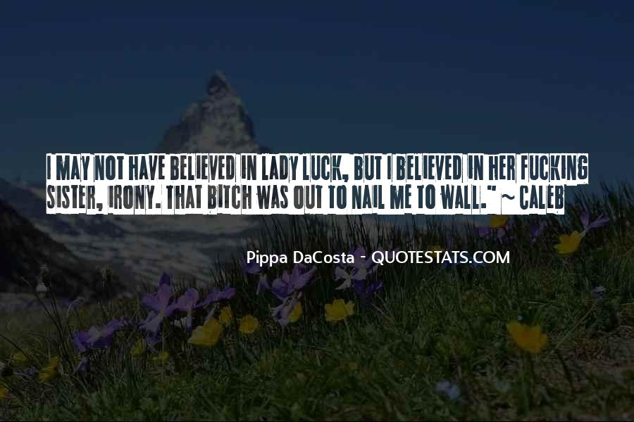 Pippa DaCosta Quotes #897889