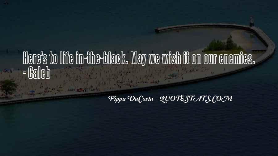 Pippa DaCosta Quotes #947917