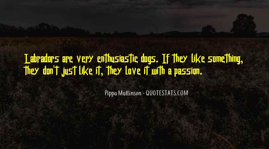 Pippa Mattinson Quotes #789612