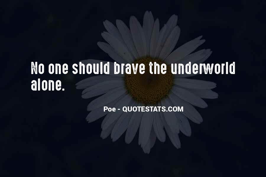 Poe Quotes #1343430