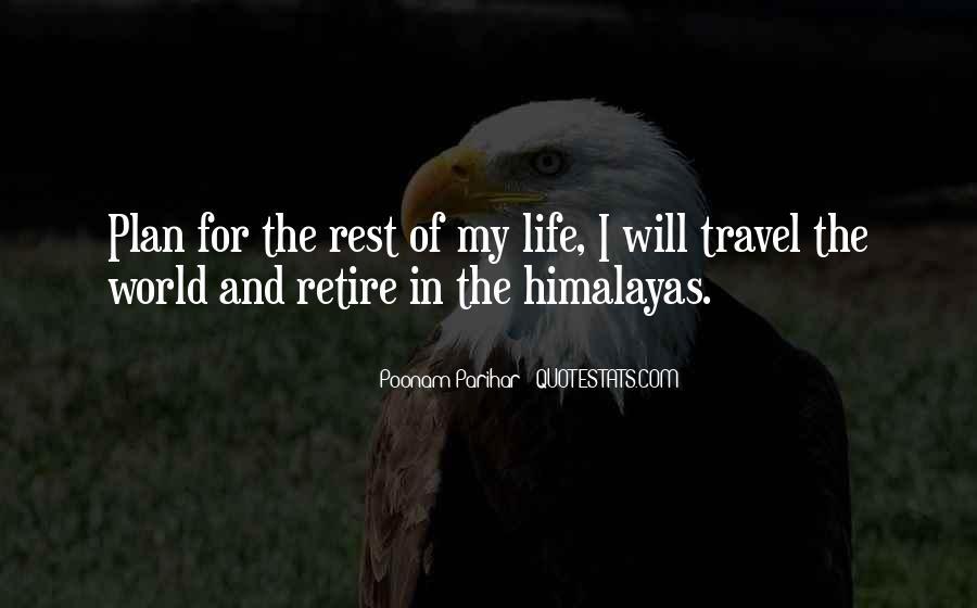 Poonam Parihar Quotes #6514