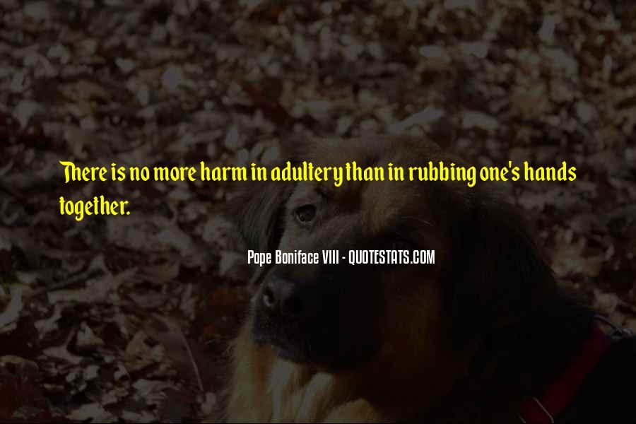 Pope Boniface VIII Quotes #533986