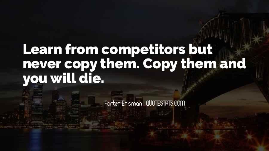 Porter Erisman Quotes #709677
