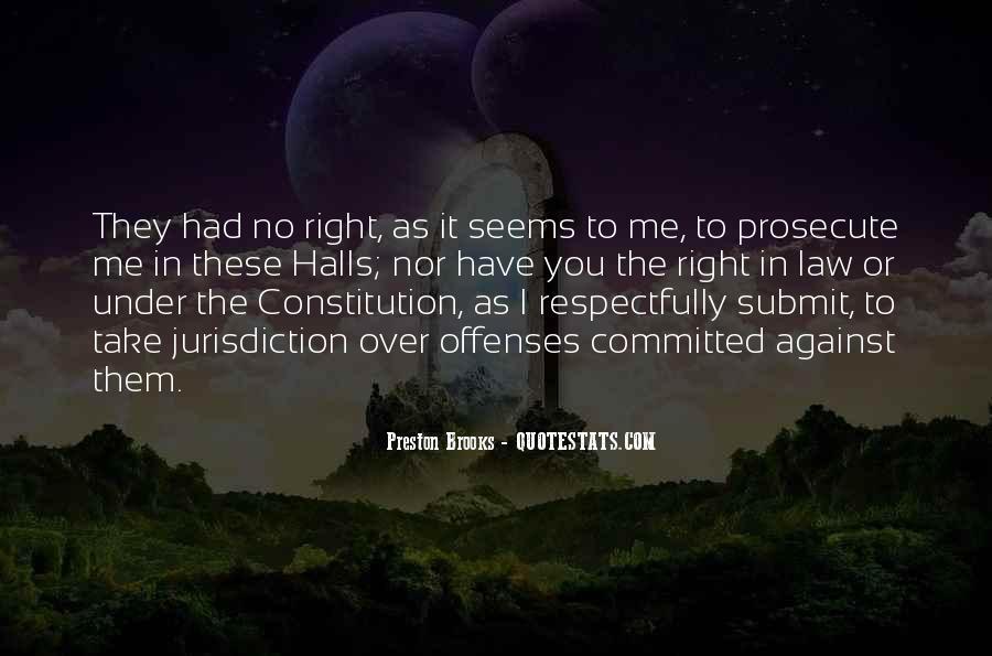 Preston Brooks Quotes #991504
