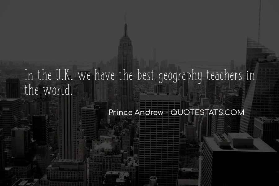 Prince Andrew Quotes #544489