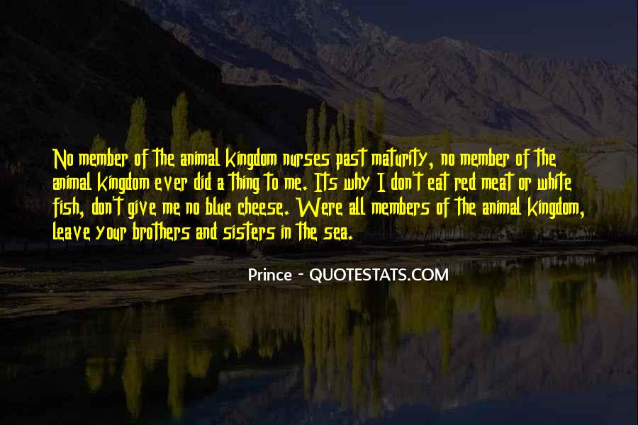 Prince Quotes #1708345