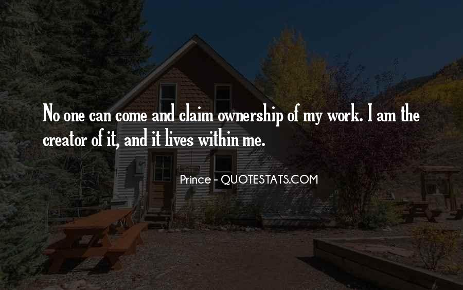 Prince Quotes #643842