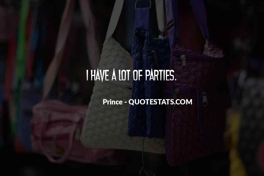 Prince Quotes #840894