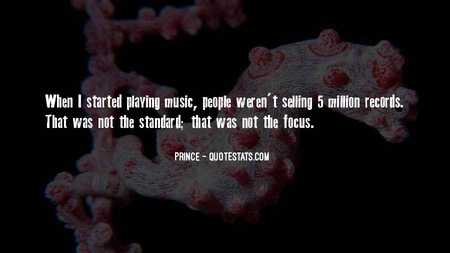 Prince Quotes #943948