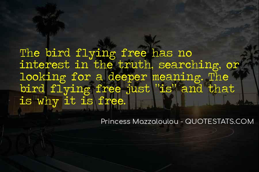 Princess Mazzaloulou Quotes #1699259